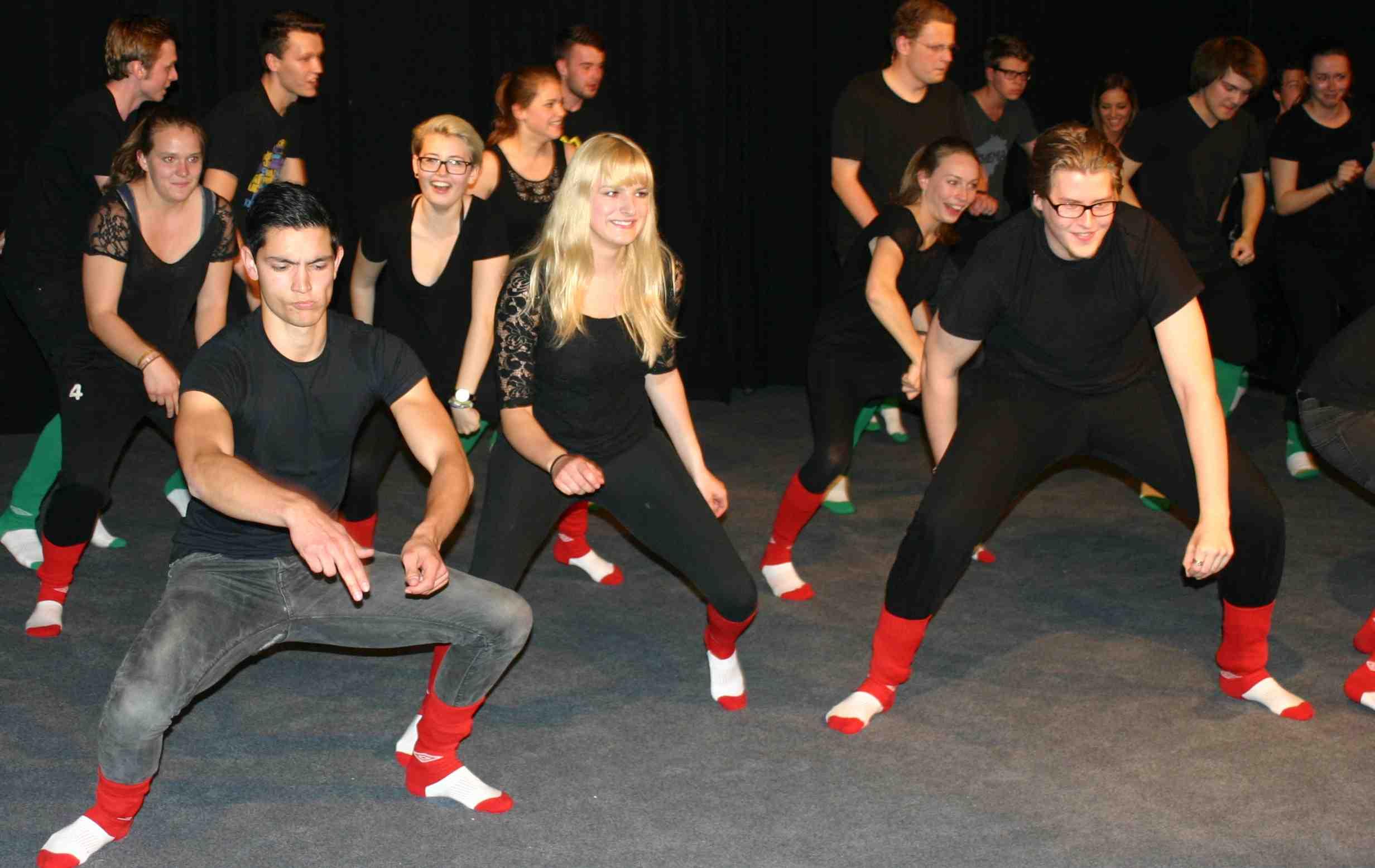 Choreografien im Theaterunterricht bzw. dem Unterrichtsfach Darstellendes Spiel