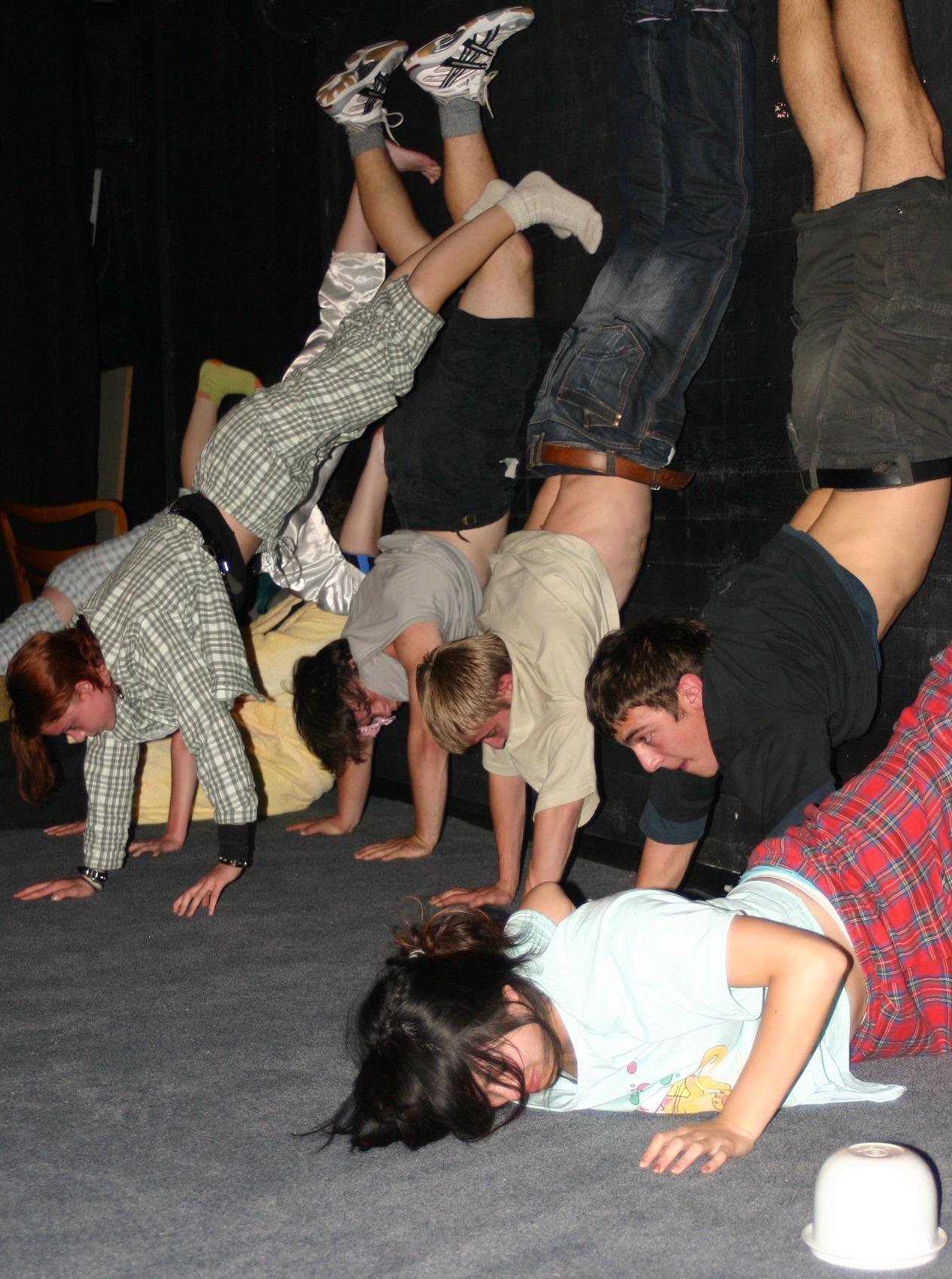 Angewandte Theaterforschung untersucht Performences
