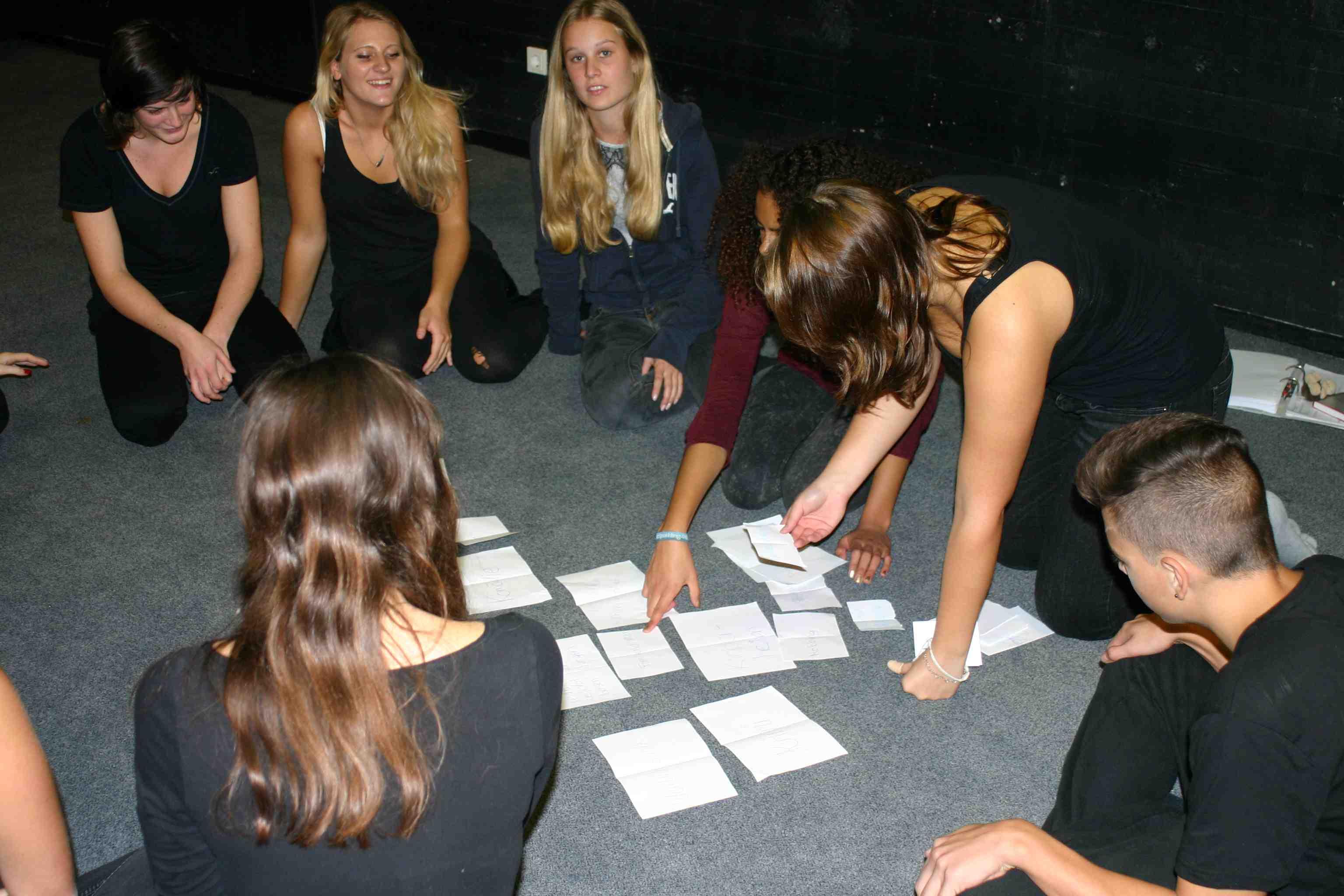 """3. Themen finden – Tutorial zum """"Kursbuch Theater machen"""""""