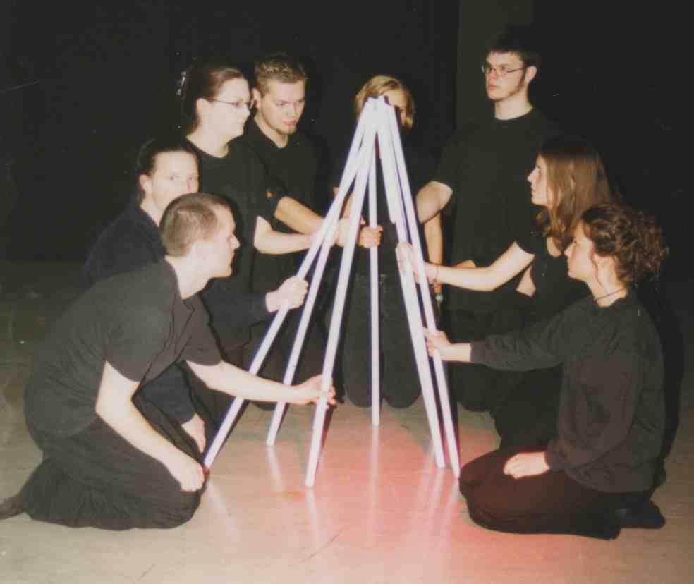 """5. Spielformen finden – Tutorial zum """"Kursbuch Theater machen"""""""