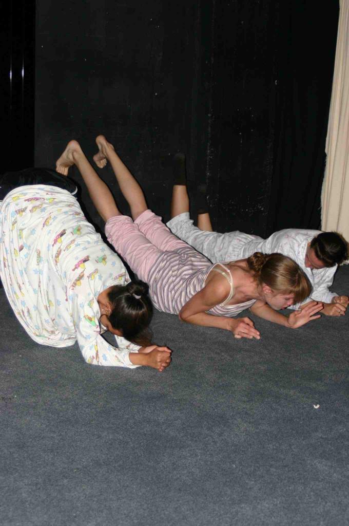 Handwerk im Theater
