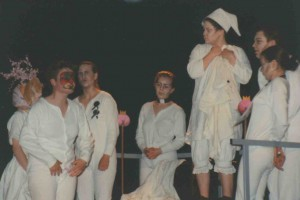 Kostüm im Schultheater