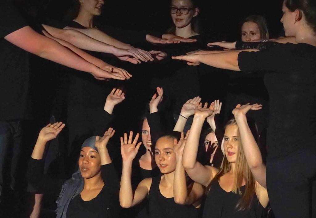 Weidig-Theaterpreis 2015 – gelungener Theaterunterricht
