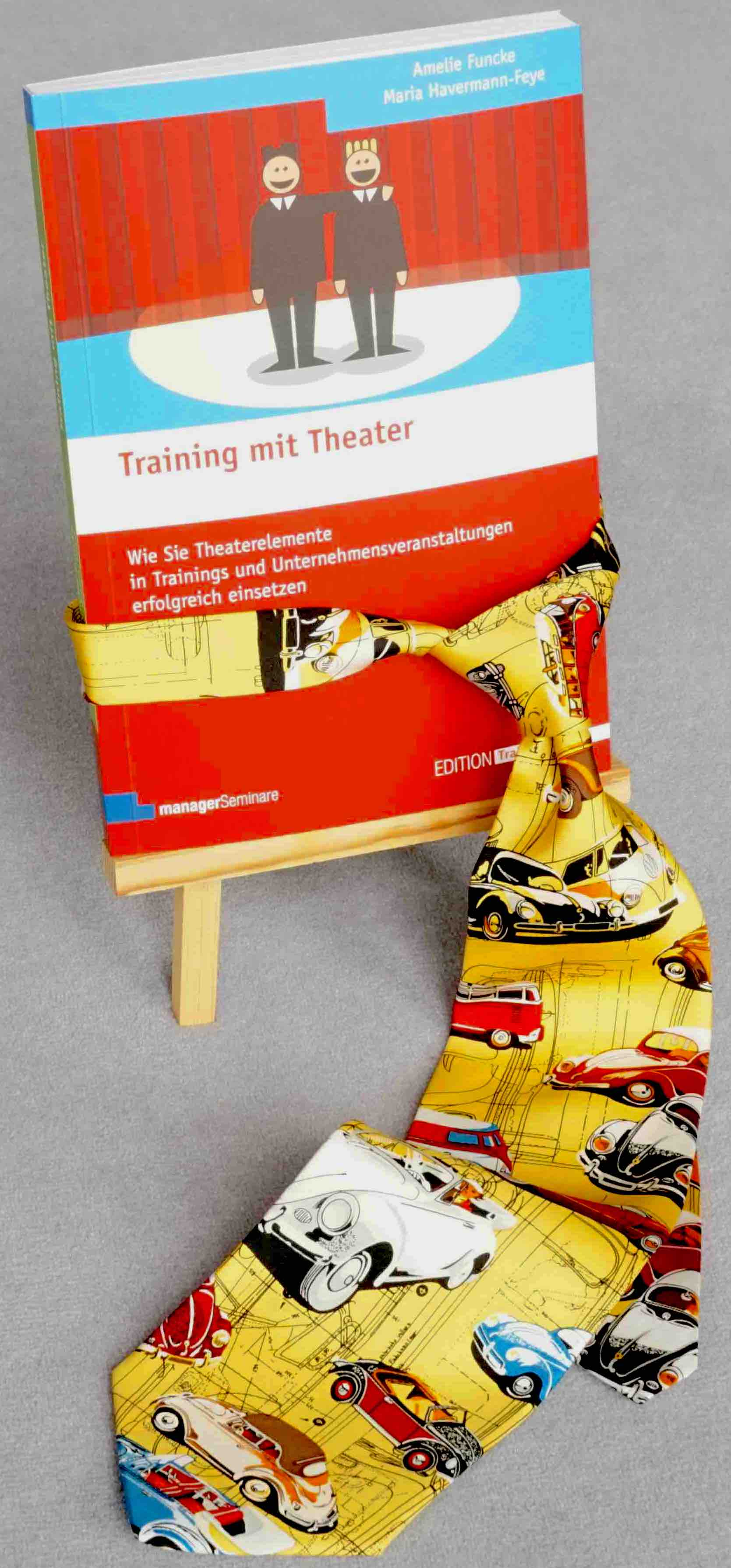 Funke/Havermann-Feye 2015: Training mit Theater – Rezension
