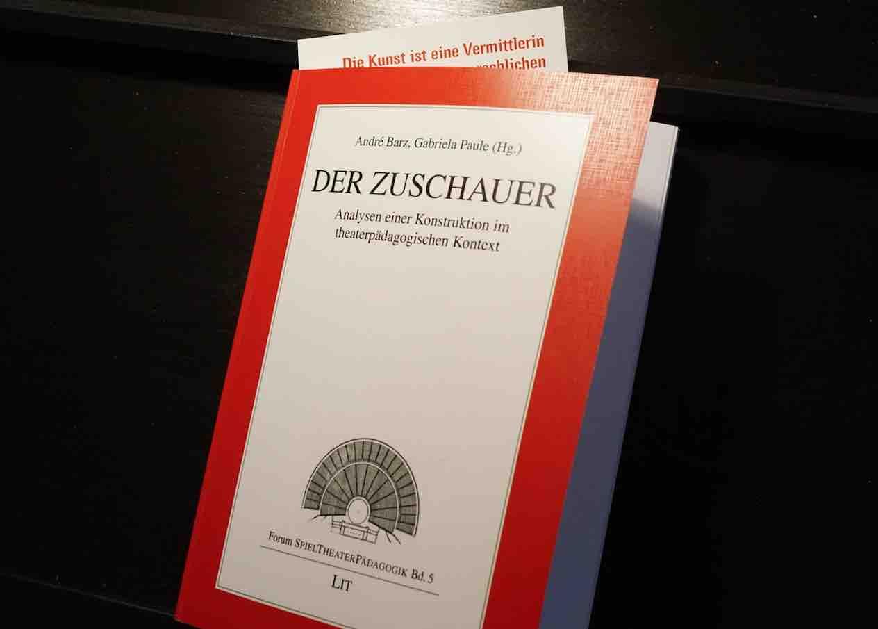 Barz/ Paule (Hg) 2013: Der Zuschauer – Rezension