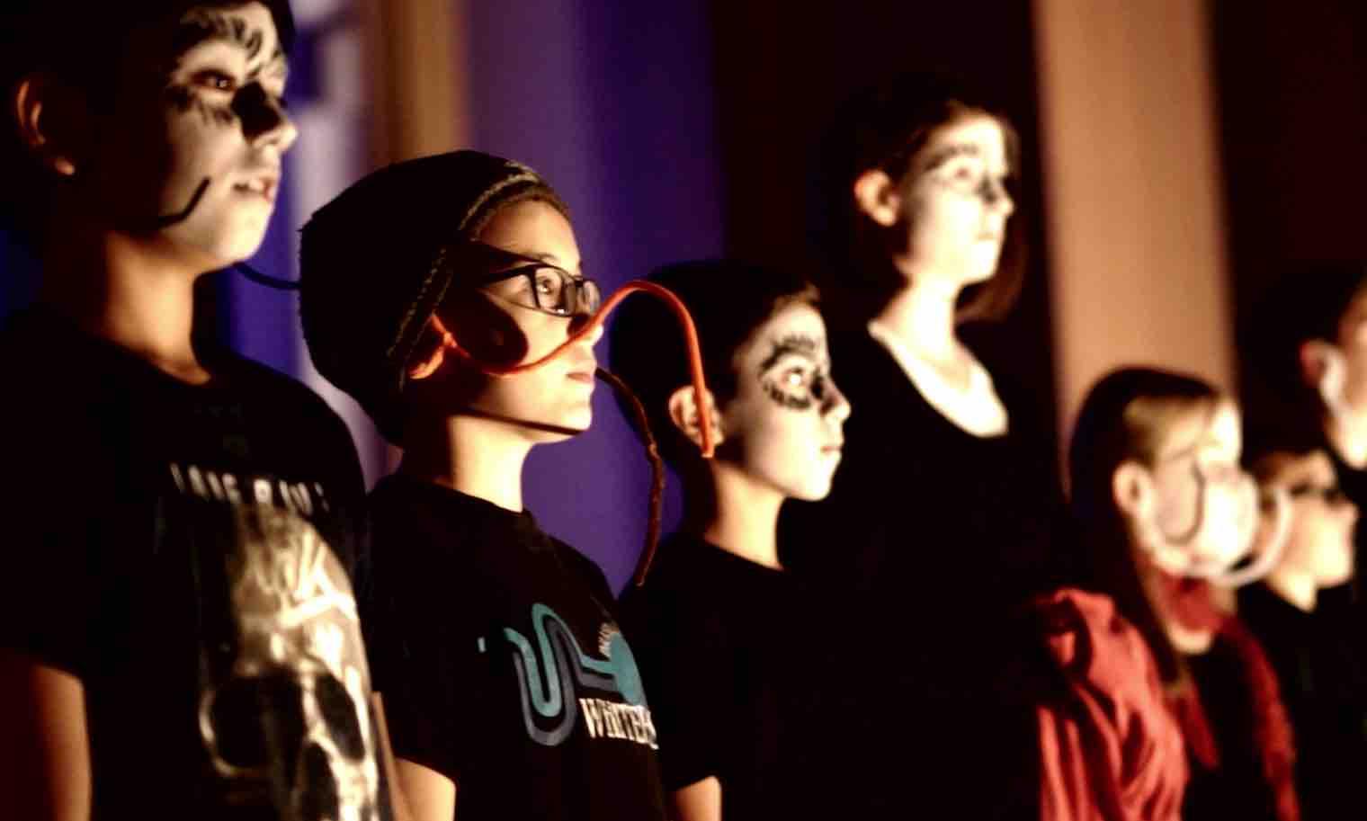 Theater und Darstellendes Spiel in der Praxis – Grundschule – Erzähltheater [FILM]