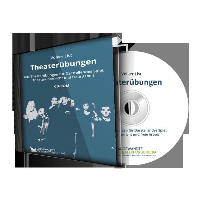 Theaterübungen auf CD – 600 Übungen
