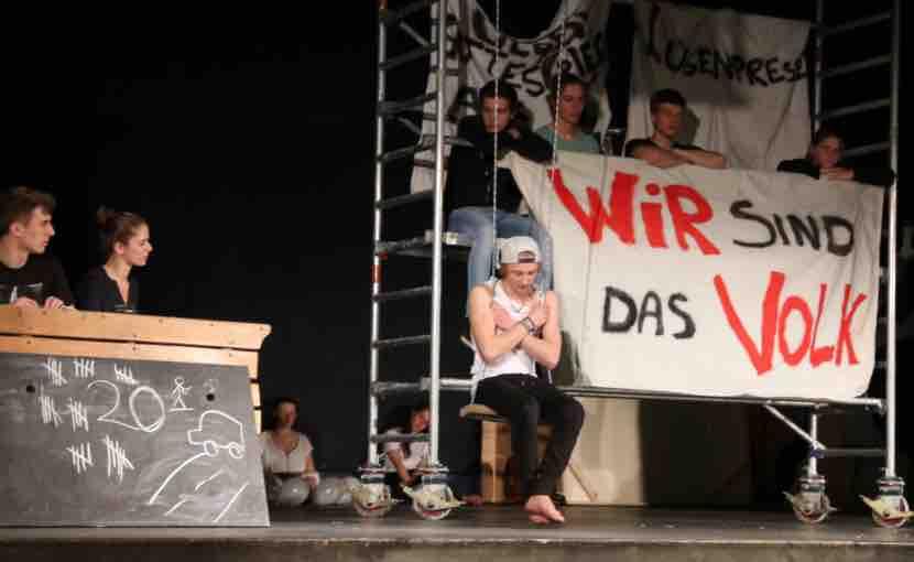 Theatertreffen der Jugend