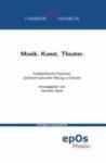 Barth (Hg) 2016: Musik. Kunst. Theater – Rezension