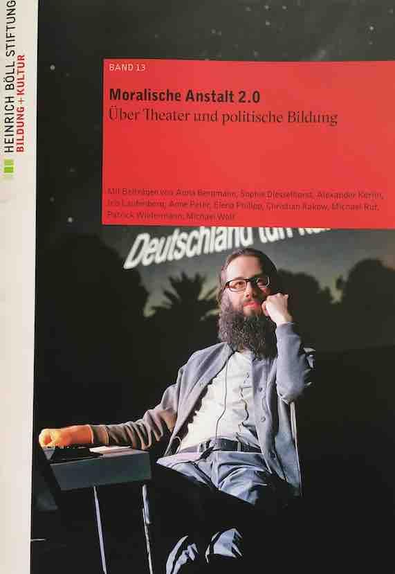 Heinrich Böll Stiftung 2019- Moralische Anstalt 2.0
