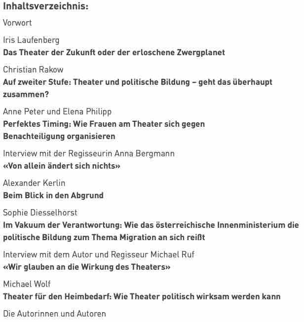Heinrich Böll Stiftung 2019- Moralische Anstalt 2.0 Inhalt