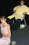 Magen verdorben an zeitgenössischem Theater von Gob Squad