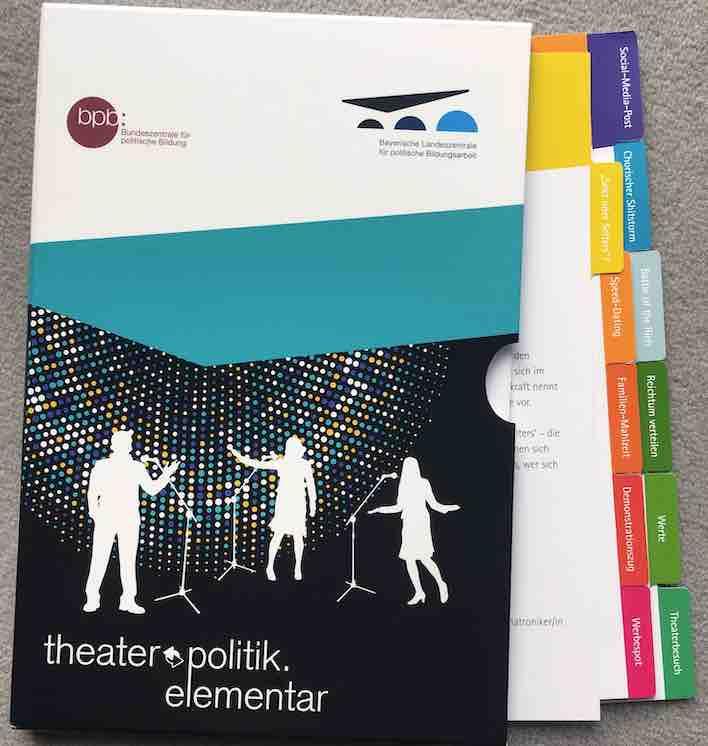Bundeszentrale für politische Bildung theater politik elementar