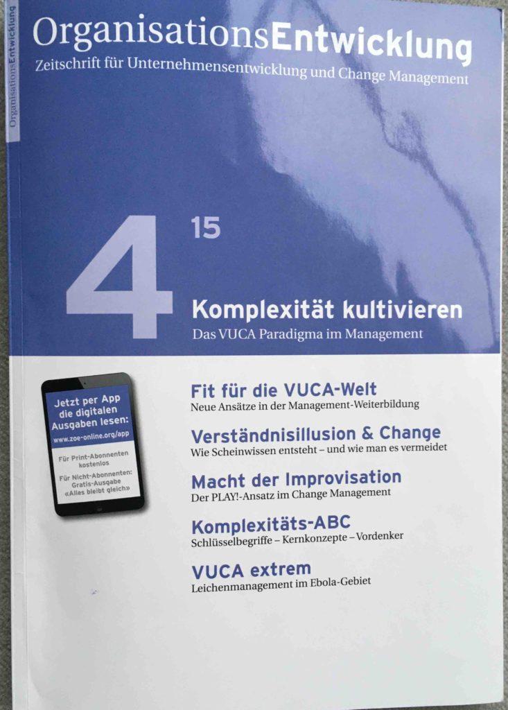 Fischer Wetzel Die Macht der Improvisation Cover
