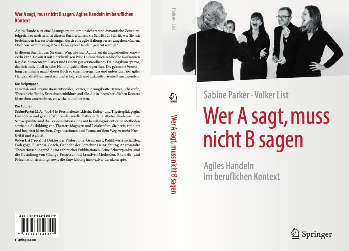 Parker, Sabine und List, Volker Wer A sagt, muss nicht B sagen